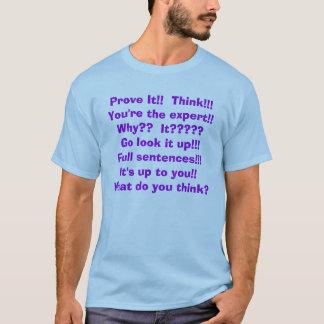 Mrs. Hoff's T-Shirt