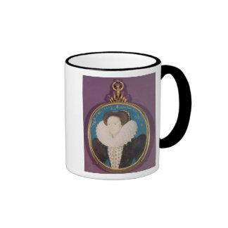 Mrs. Holland , aged 26, 1593 Ringer Mug