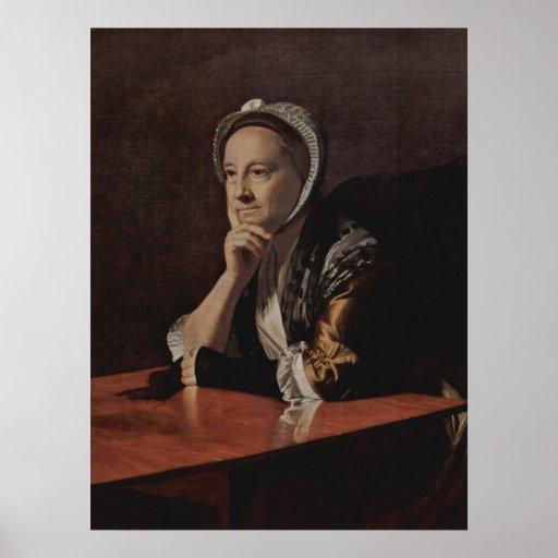 'Mrs. Humphrey Devereaux' Print