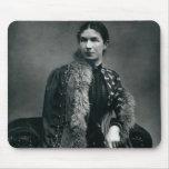 Mrs Humphry Ward, 1881 Mousepad