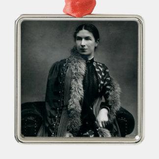 Mrs Humphry Ward, 1881 Christmas Ornaments