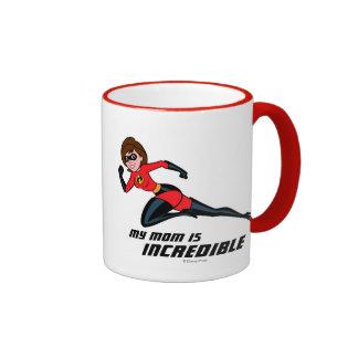 Mrs Incredible - My Mom is Incredible Coffee Mug