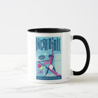 Mrs. Incredible Pop Art Disney Mug