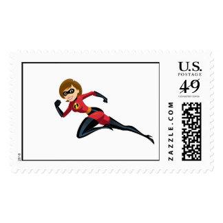 Mrs.Incredibles Disney Sello Postal