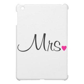 Mrs iPad Mini Cover