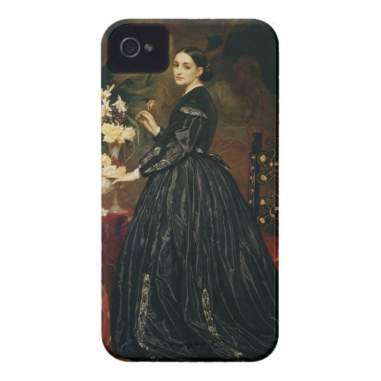 Mrs James Guthrie, c.1864-5 (oil on canvas) Case-Mate iPhone 4 Case
