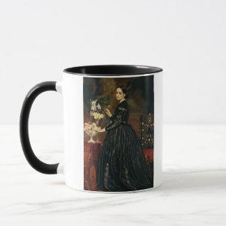 Mrs James Guthrie, c.1864-5 (oil on canvas) Mug