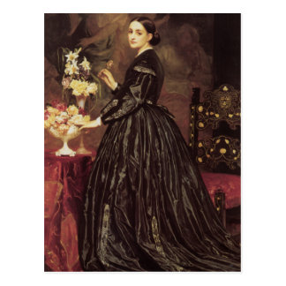 Mrs James Guthrie - Lord Frederick Leighton Postcard