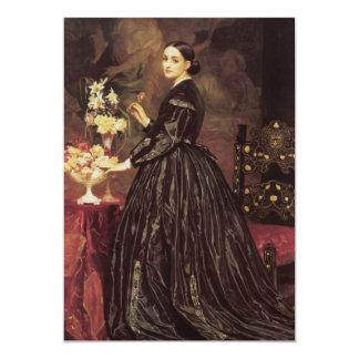 Mrs James Guthrie portrait Card