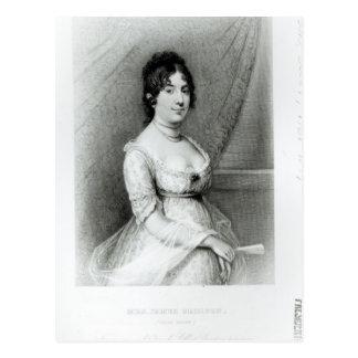 Mrs James Madison, Dolley Payne , c.1804-55 Postcard