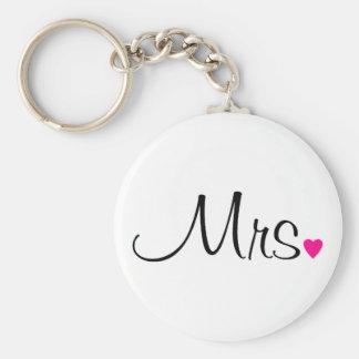 Mrs Keychain