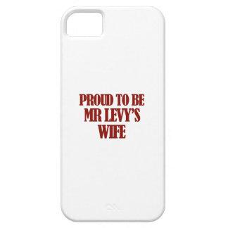 Mrs Levy designs iPhone SE/5/5s Case