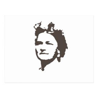 Mrs Lincoln Postcard