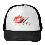 Mrs Lips Trucker Hat