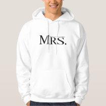 Mrs - Long Sleeve Hoodie