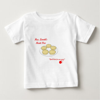 Mrs Lovetts Meat Pies Baby T-Shirt