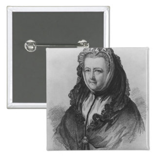 Mrs Mary Delany Pinback Button