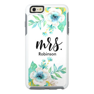 Mrs. Modern Script Otterbox iPhone 6/6s Case