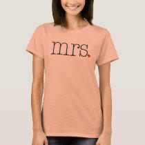 Mrs Modern T-Shirt