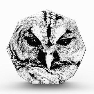 Mrs Owl Mar2015 - Black on White Awards