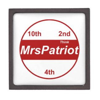 Mrs Patriot, the Premium Gift Box