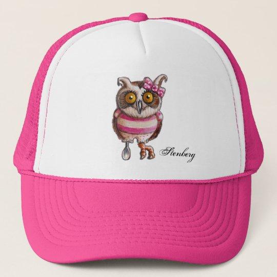 mrs. pete trucker hat