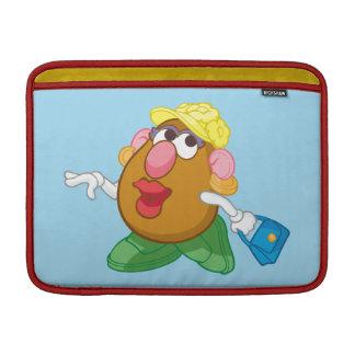 Mrs. Potato Head MacBook Sleeve
