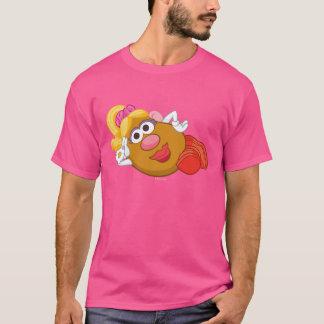 Mrs. Potato Head Laying Down T-Shirt