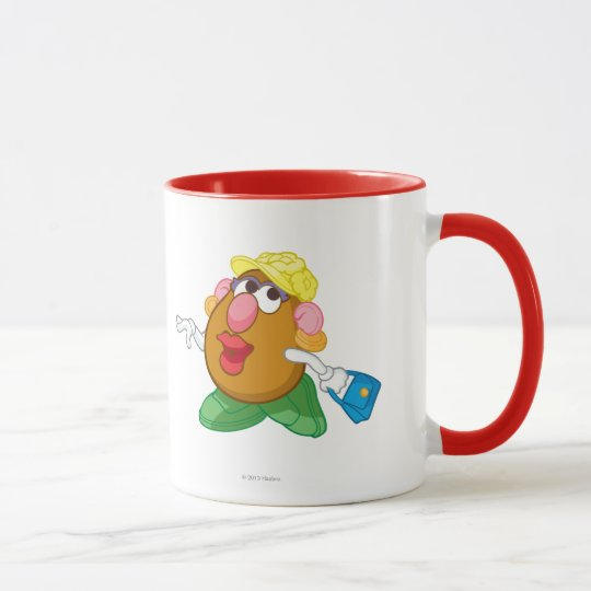 Mrs. Potato Head Mug