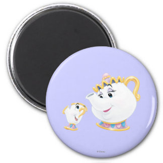 Mrs. Potts and Chip Magnet
