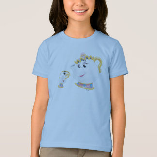 Mrs. Potts and Chip T-Shirt