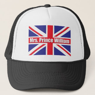 Mrs. Prince William Trucker Hat