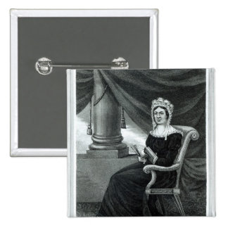 Mrs Rachel Jackson Pinback Button