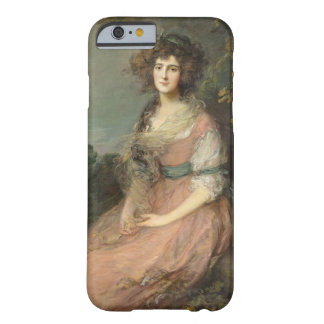Mrs. Richard Brinsley Sheridan, 1785- 87 Barely There iPhone 6 Case
