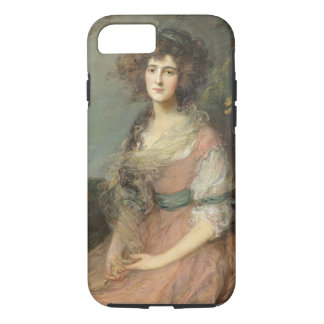 Mrs. Richard Brinsley Sheridan, 1785- 87 iPhone 8/7 Case