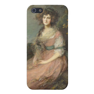 Mrs. Richard Brinsley Sheridan, 1785- 87 iPhone SE/5/5s Case