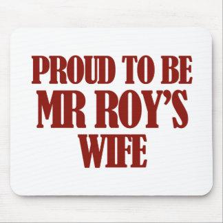 Mrs Roy designs Mousepad