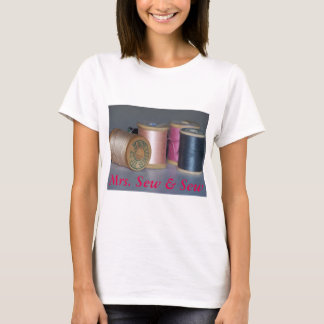 Mrs. Sew & Sew T-Shirt