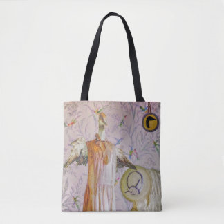 Mrs. Smew's Portrait Tote Bag
