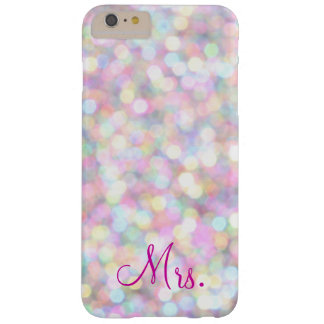 Mrs. Sparkly iPhone 6 Plus Case