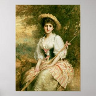 Mrs. Stuart M. Samuel as Phyllida Posters