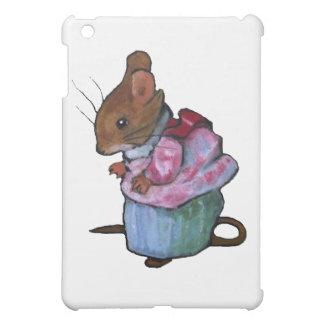 Mrs. Tittlemouse, After Beatrix Potter: Oil Pastel iPad Mini Covers
