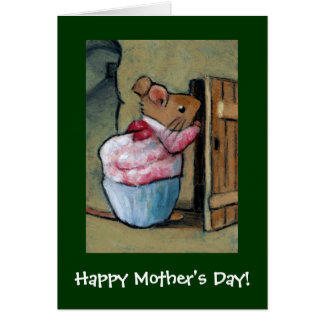 MRS TITTLEMOUSE Happy Mother's Day! Card