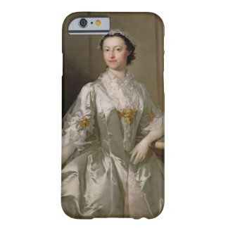 Mrs Wardle, 1742 (oil on canvas) Barely There iPhone 6 Case