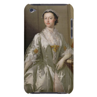 Mrs Wardle, 1742 (oil on canvas) iPod Touch Cover