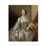 Mrs Wardle, 1742 (oil on canvas) Post Cards