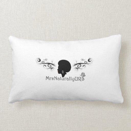 MrsNaturallyURS Pillow