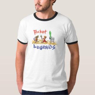 Mrsoo's Pocket Legends T-shirt