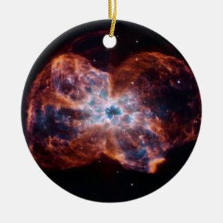ms0735 Last Hurrah star Christmas Ornaments