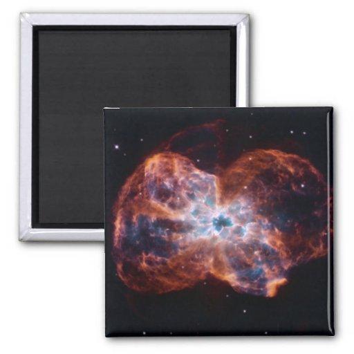 ms0735 Last Hurrah star Magnet